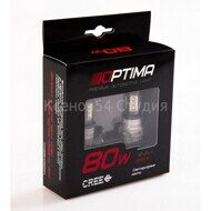 OPTIMA W21/5W LED CREE 80W 5100K