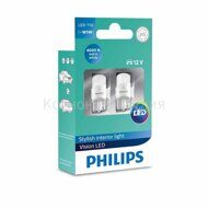 PHILIPS  W5W VISION LED  4000K