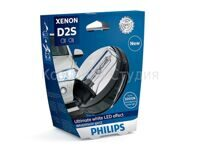 Лампа ксенон D2S PHILIPS WhiteVision gen2 (85126WHV2)