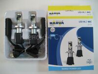 LED-комплект NARVA Н4 H/L  RANGE POWER 6000K