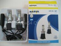 LED-комплект NARVA Н7  RANGE POWER 6000K