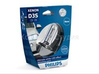 Лампа ксенон D3S  PHILIPS WhiteVision gen2 (42403WHV2)