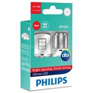 PHILIPS  P21/5W ULTINON LED RED
