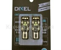 DIXEL W16W (T15)  9 SMD (3030) Can-Bus Белый