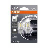 OSRAM  W21W LED COOL WHITE