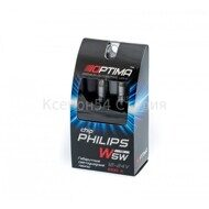 OPTIMA W5W LED PHILIPS Chip2 CAN 5100K