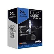 LED-комплект ClearLight HB4 LaserVision 6000K