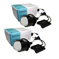 "DIXEL Mini Bi-LED Lens G6 2.5"" 4500K"