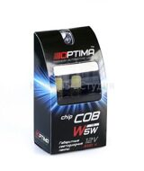 OPTIMA W5W CANBUS COB LED 5100K